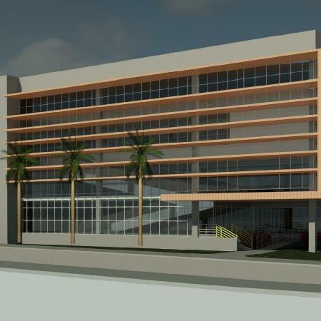 Cooper apresenta ao município o projeto para a futura Filial Timbó