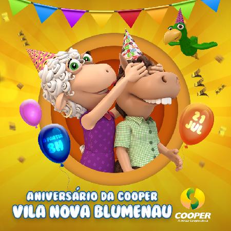 Um ano da Cooper na Vila Nova