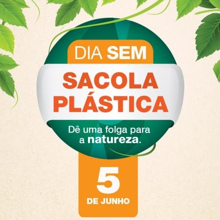 Dia Sem Sacola e muitas outras ações em prol do Meio Ambiente