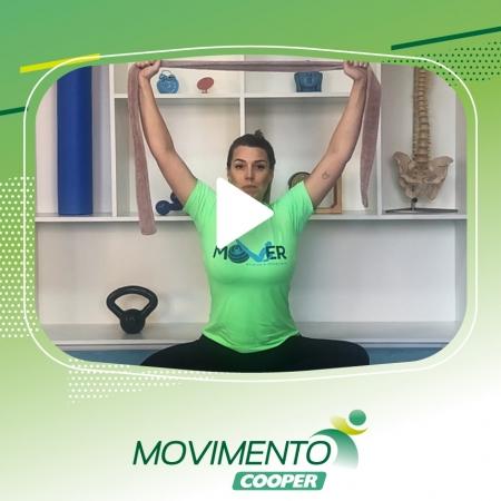 Cooper lança série para incentivar a prática de exercícios físicos em casa
