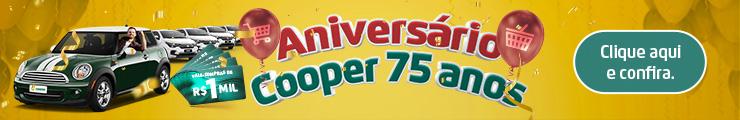 Aniversário Cooper 75 anos